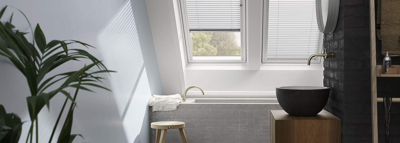 Velux Blinds For The Bathroom