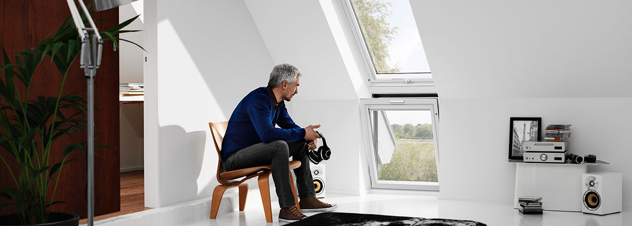Combining Velux Roof Windows Expand Your View