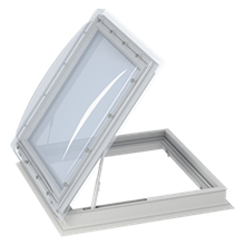 Flat roof window - roof laterns