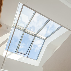 velux ridgelight 25 40 self supporting rooflights. Black Bedroom Furniture Sets. Home Design Ideas