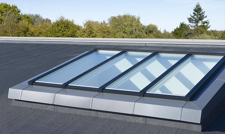 Modular skylights domestic for Velux customer support